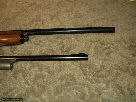 Browning B 80 Rifled Slug Barrel