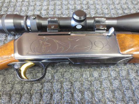Rifle-Scopes Browning Bar 30-06 Rifle And Scope Gun Broker.