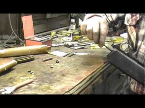 Browning BAR Assembly Disassembly Part 2