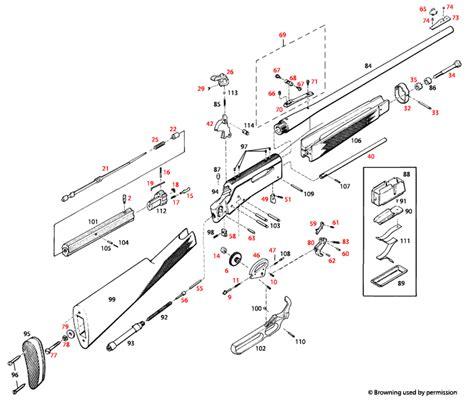 Browning Blr Schematic