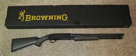 Browning Bps High Capacity 12 Gauge Shotgun