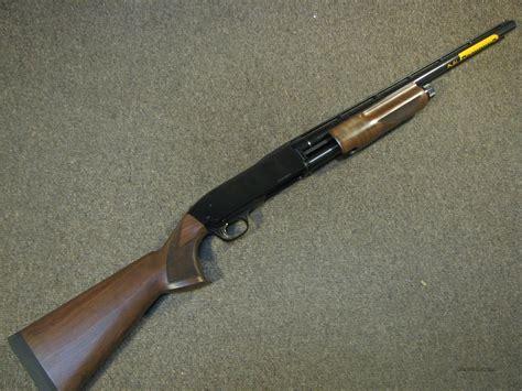 Browning Bps Micro Shotgun In 20 Ga