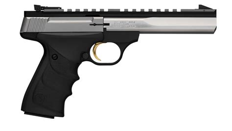 Browning Buck Mark Contour Stainless