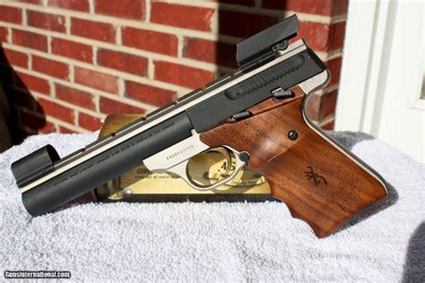 Browning Buckmark 22lr Pro Target 5-1 2 Quot