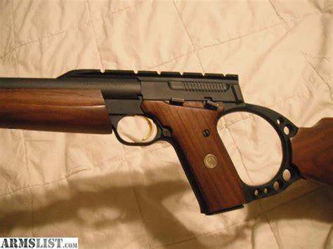 Browning Buckmark Target Rifle