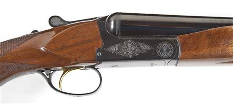 Browning Double Barrel Shotgun
