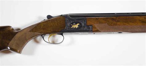 Browning Double Barrel Shotgun Value