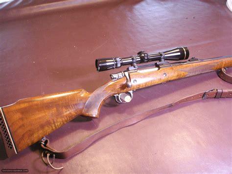 Browning Fn Bolt Action Rifle Safari Grade