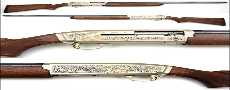 Browning Gold Semi Auto Shotgun Review And Browning Santa Fe Flex Shotgun Case 48