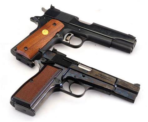 Browning Hp Vs Colt 1911
