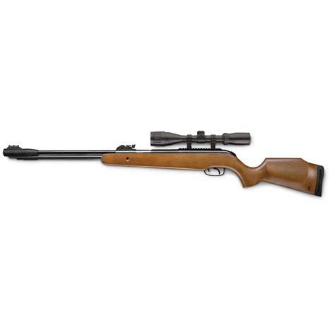 Browning Leverage 177 Air Rifle With 39x40 Scope Review