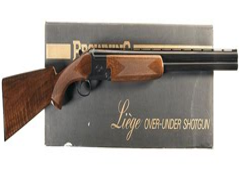 Browning Liege Over Under Shotgun For Sale
