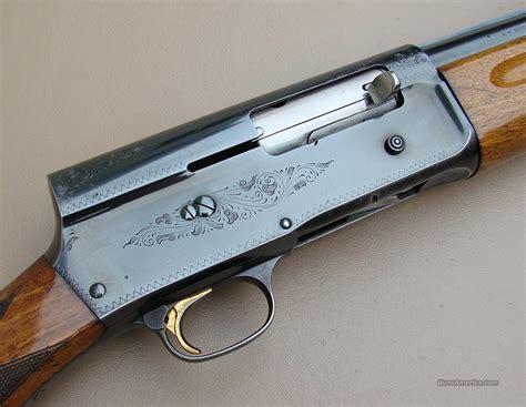 Browning Light 12 Gauge Shotgun Belgium