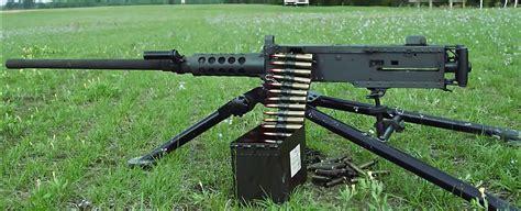 Browning M2 50 Caliber Machine Gun - Inetres Com