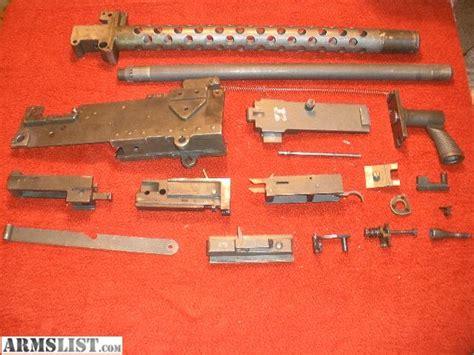 Browning Machine Gun Accessories