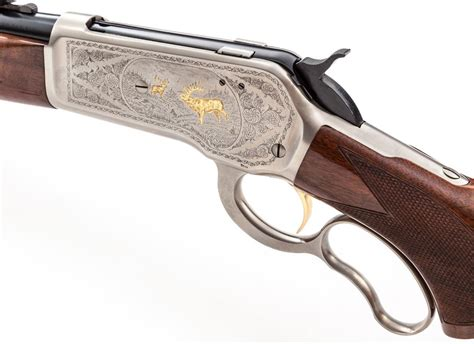 Browning Model 71 High Grade Lever Action Rifle