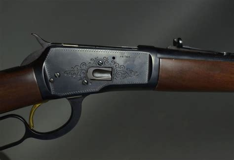 Browning Model 92 Rifle And Daisy Model 901 Air Rifle