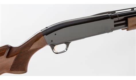 Browning Pump Action Shotgun