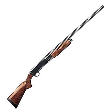 Browning Pump Shotgun Barrels