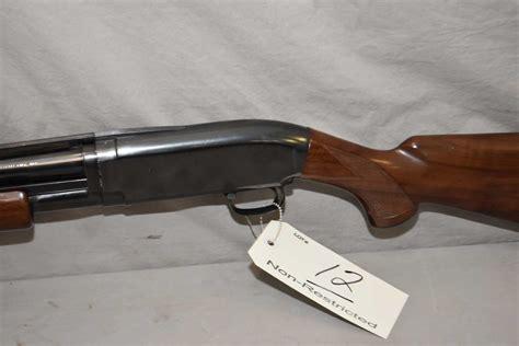 Browning Pump Shotgun Made In Japan