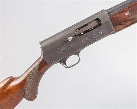 Browning Remington Semi Auto Shotgun