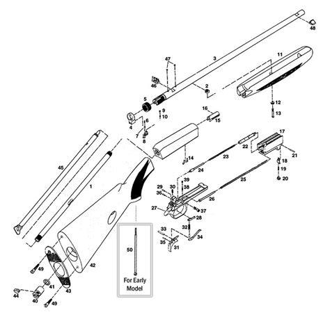 Browning Sa 22 Parts Diagram