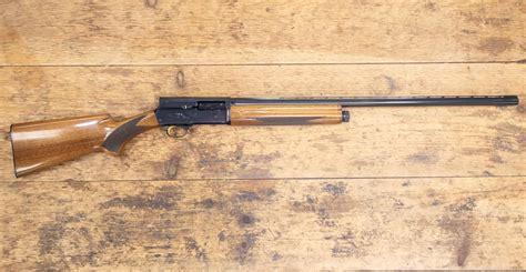 Browning Semi Auto 20 Gauge Shotgun Old