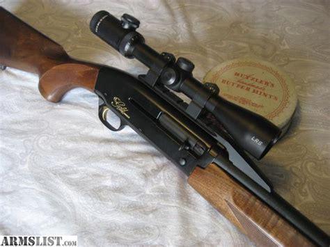Browning Semi Auto Slug Shotgun