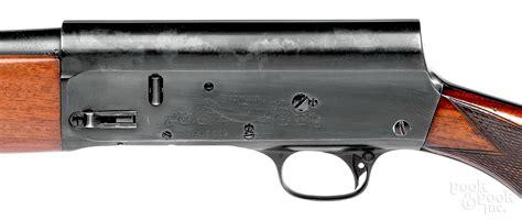 Browning Shotgun Model A5