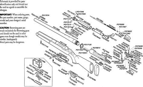 Browning Shotgun Parts