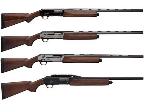 Browning Shotguns 2017