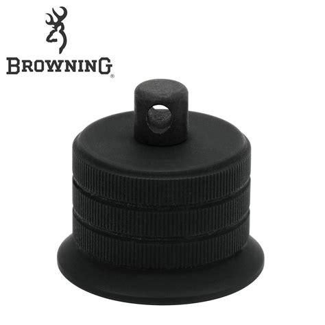Browning Silver Magazine Cap - Midwest Gun Works