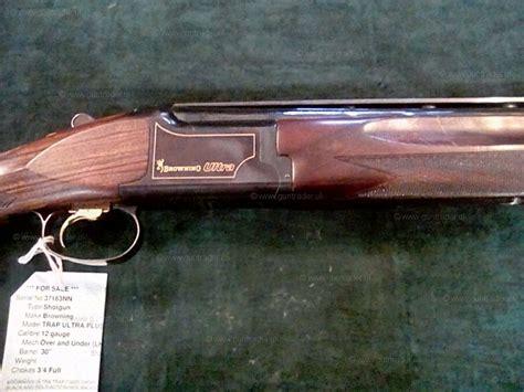 Browning Ultra Plus Shotgun