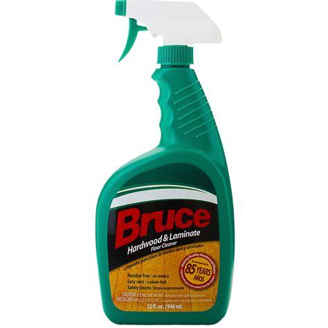 Bruce hardwood floor cleaner Image