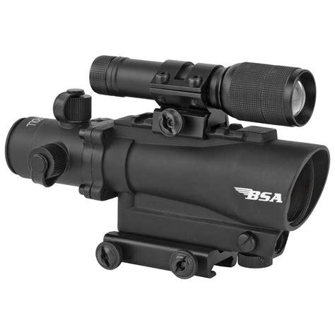 Bsa Illuminated 30mm Red Dot Sight 5 Moa Review