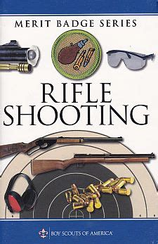 Bsa Rifle Shooting Merit Badge Pamphlet