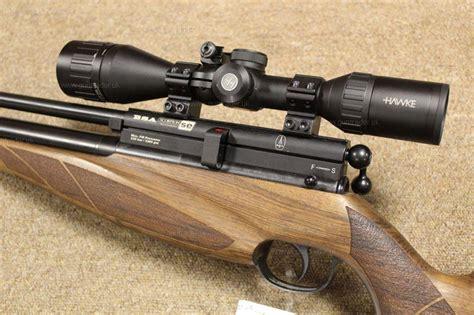 Bsa Scorpion Se 22 Air Rifle