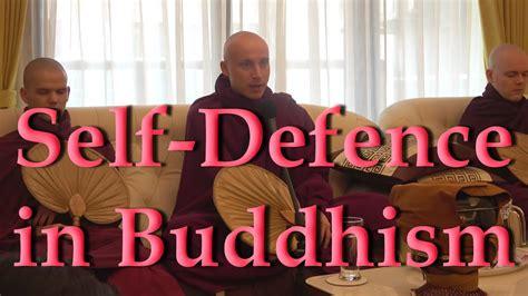 Buddhism On Self Defense