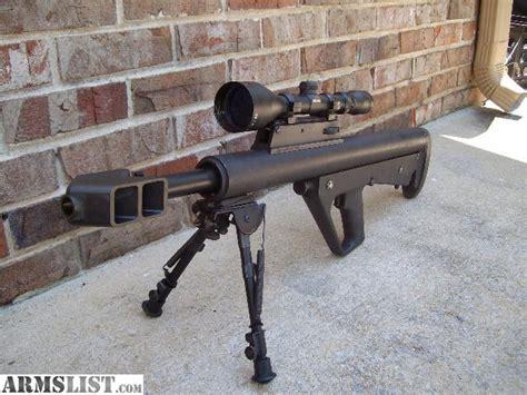 Budget 50 Caliber Rifle
