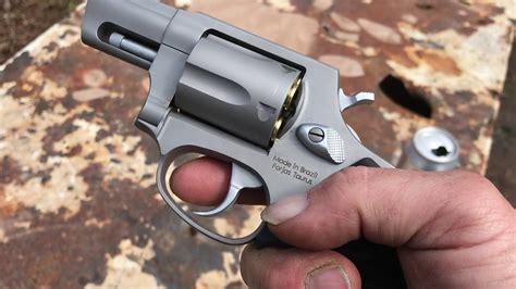 Budget Revolvers For Self Defense