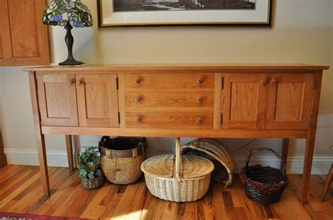 Buffet plans woodworking free Image
