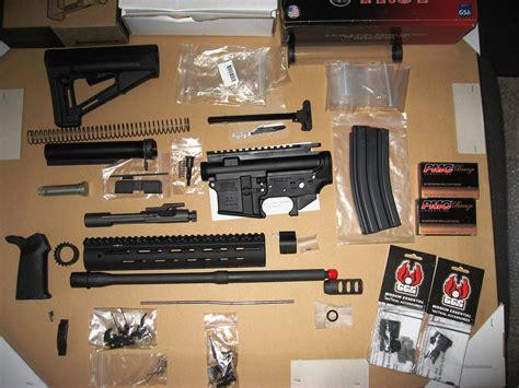 Build An Ar 15 Rifle Kit