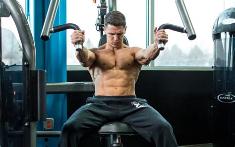 Build Chest Muscle With Machines