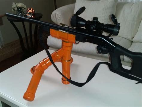 Build Pvc Rifle Shooting Rest