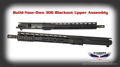 Build Your Own 300 Blackout Upper