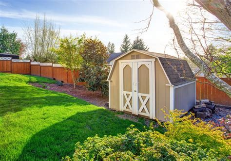Build a shed cost Image