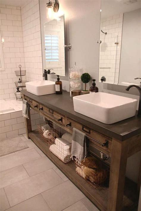 Build bathroom vanity cabinet Image