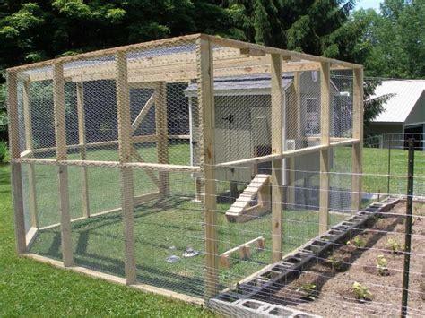 Build chicken run plans Image