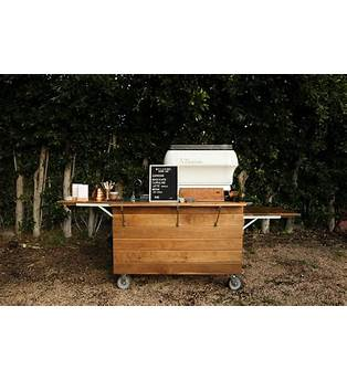 Build Espresso Cart Plans