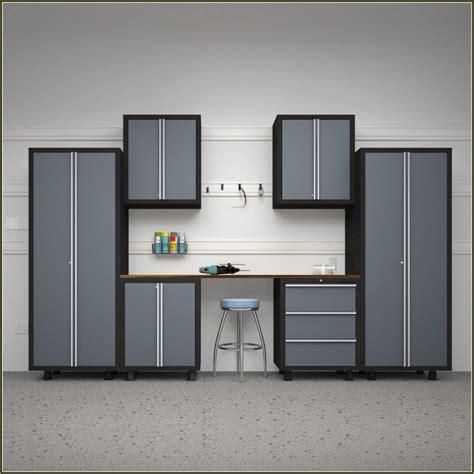 Build or buy garage cabinets Image